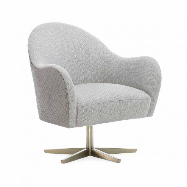 Verge Swivel Chair | Contemporary Luxury Exclusive Designer Furniture