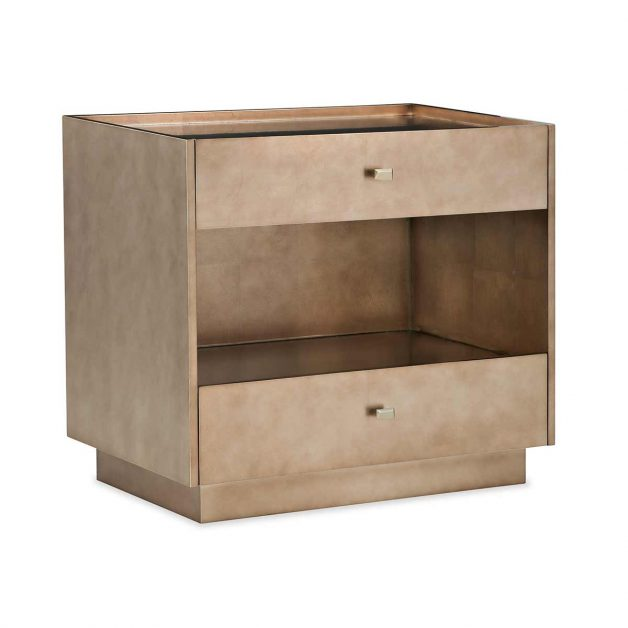 Perimeter Nightstand | Contemporary Luxury Exclusive Designer Furniture