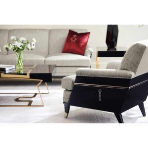 Aubriot Salon Chair