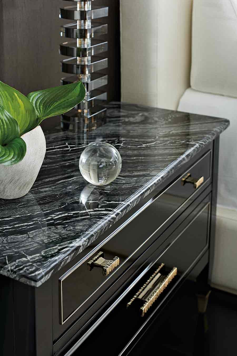 Signature Promethian Collection Bedroom | Contemporary Modern Luxury Exclusive Designer Handcrafted Furniture | Sandton Johannesburg
