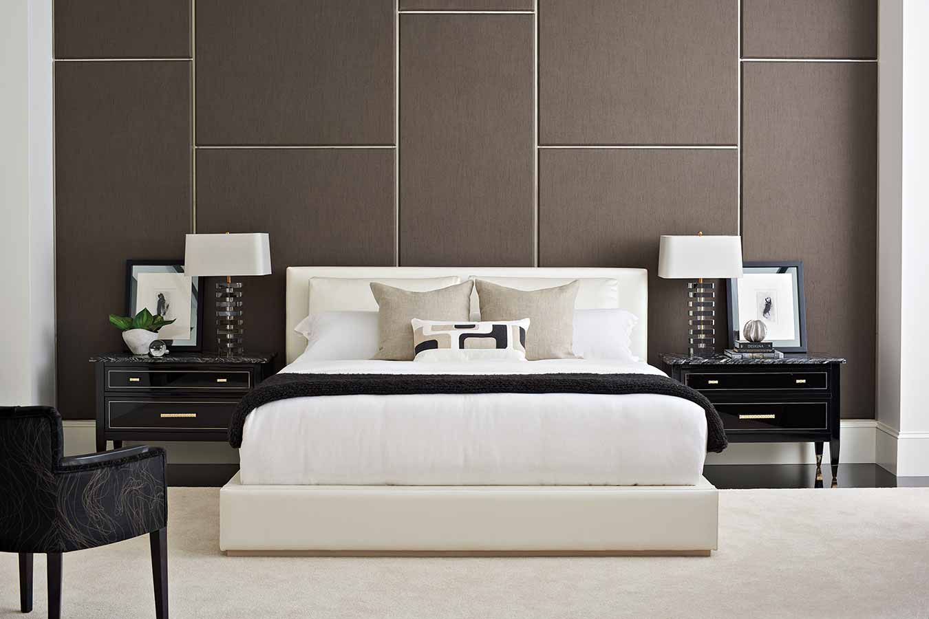 Signature Promethian Collection Bedroom | Contemporary Modern Luxury Exclusive Designer Handcrafted Furniture | Sandton Johannesburg