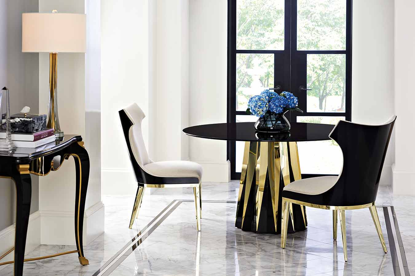 Signature Promethian Collection Living Areas | Contemporary Modern Luxury Exclusive Designer Handcrafted Furniture | Sandton Johannesburg