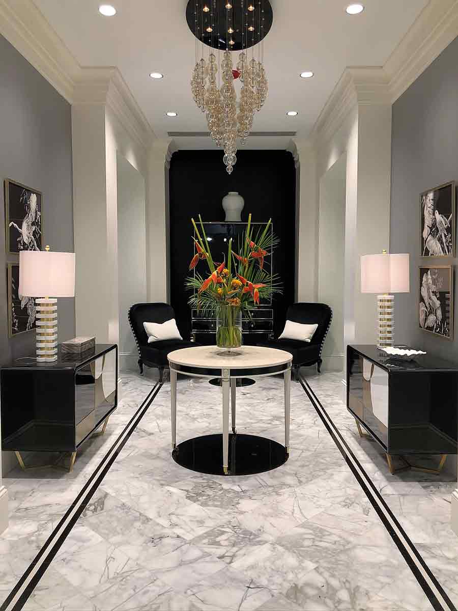 Entrance | Contemporary Modern Luxury Exclusive Designer Handcrafted Furniture | Sandton Johannesburg