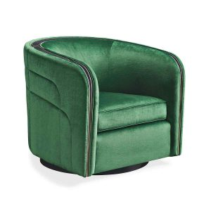 La Vie de la Fete Swivel Chair