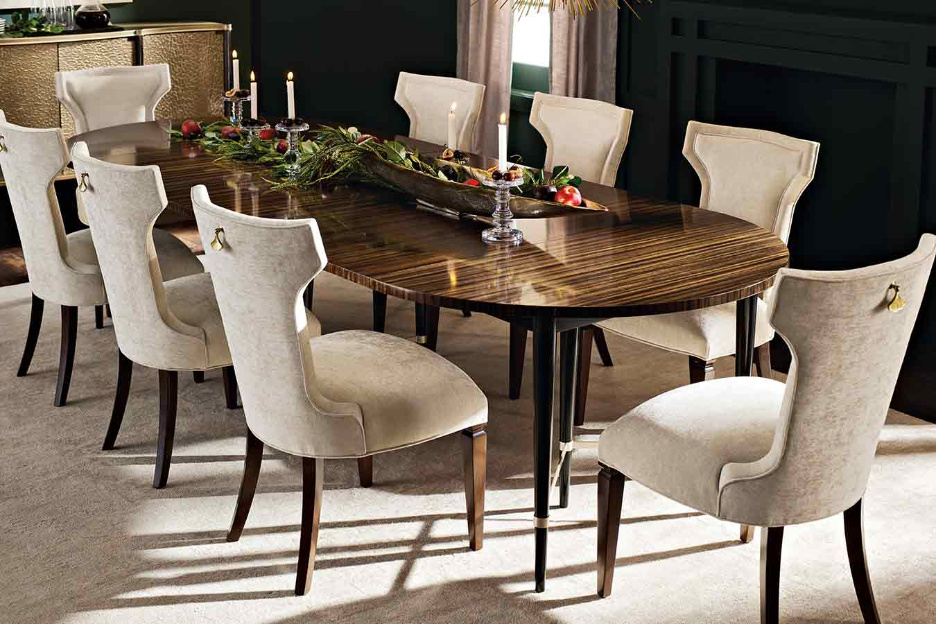 Dining Room | Contemporary Modern Luxury Exclusive Designer Handcrafted Furniture | Sandton Johannesburg