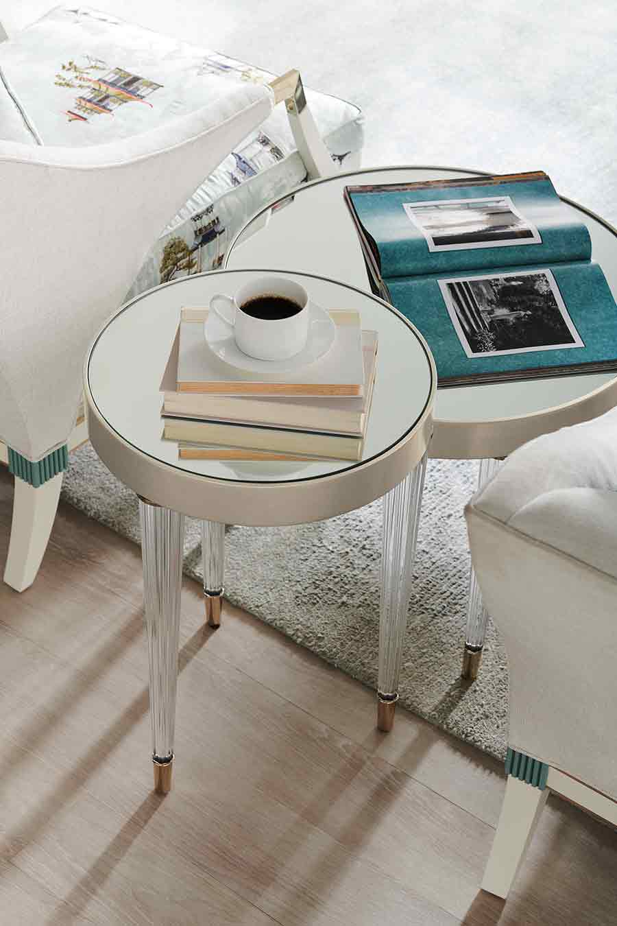 Contemporary Side Tables | Modern Luxury Exclusive Designer Handcrafted Furniture | Sandton Johannesburg