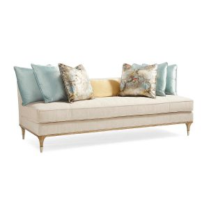 Fontainebleau Armless Sofa