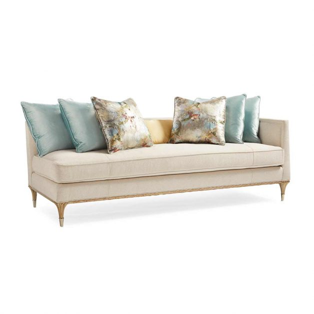 Fontainebleau RAF Sofa | Luxury Transitional Exclusive Designer Furniture