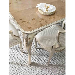 Fontainebleau Rectangle Dining Table