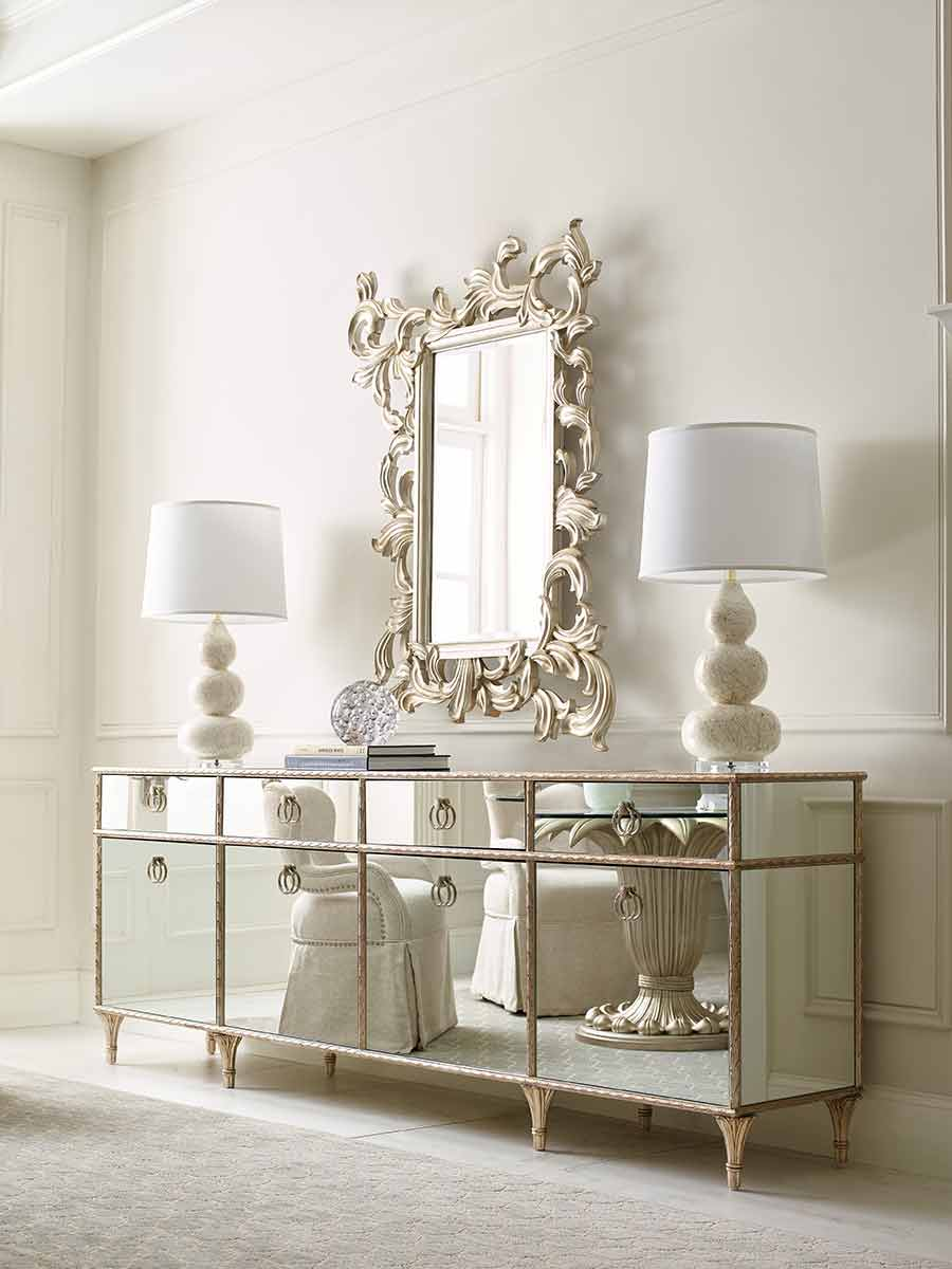 Fontainebleau Mirror - Mirrors | Traditional Fine Luxury Classical Handcrafted Furniture | Sandton Johannesburg