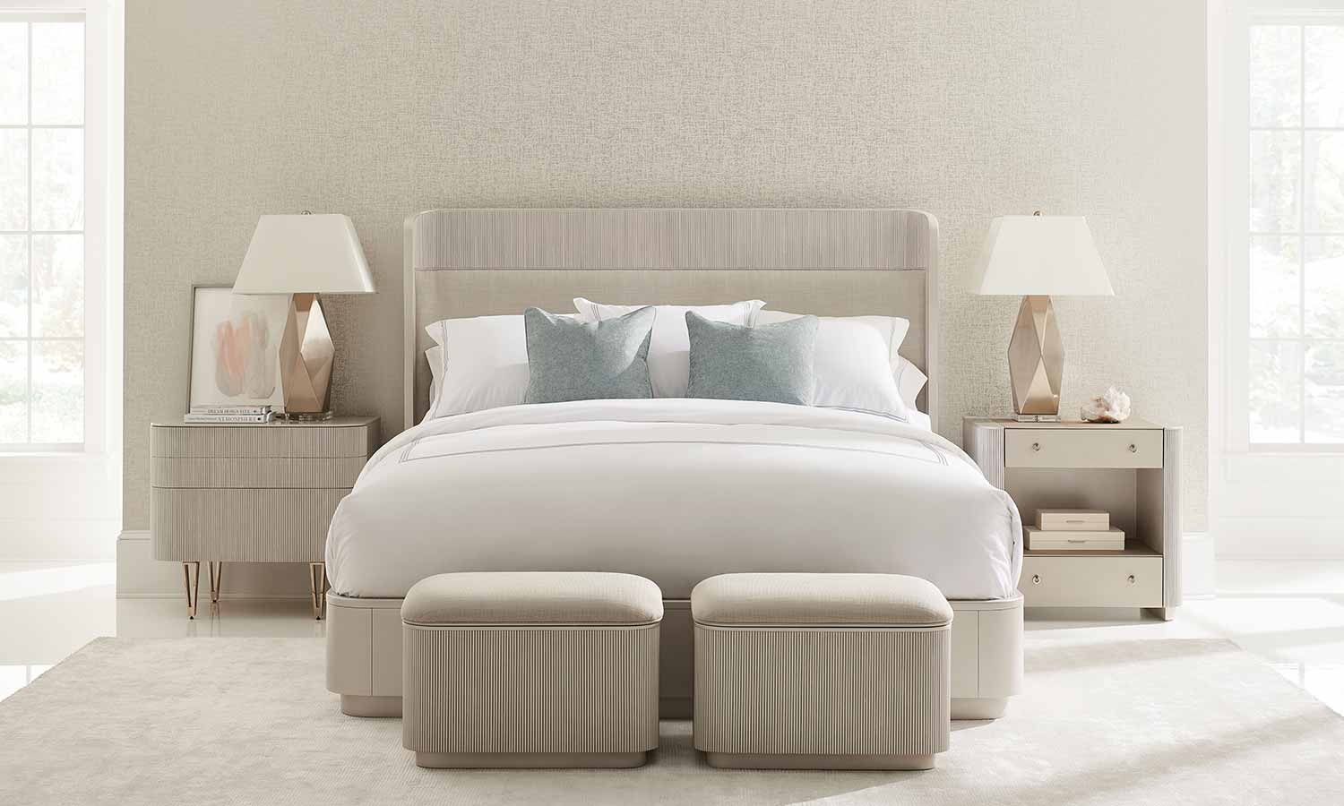 Fall in Love Bed | Bedroom | Contemporary Modern Luxury Exclusive Elegant Designer Handcrafted Furniture
