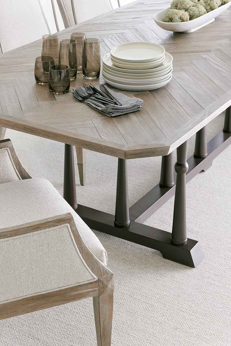 Dinner Circuit 96 Dining Table | Dining Room | Contemporary Modern Luxury Exclusive Elegant Designer Handcrafted Furniture