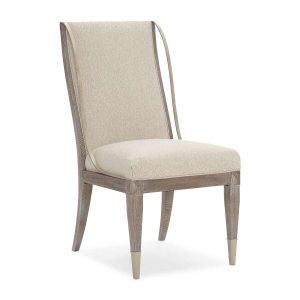 Open Arms Side Chair