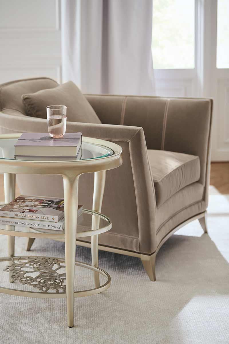 Wild Flower Side Table | Contemporary Modern Luxury Exclusive Elegant Designer Handcrafted Furniture