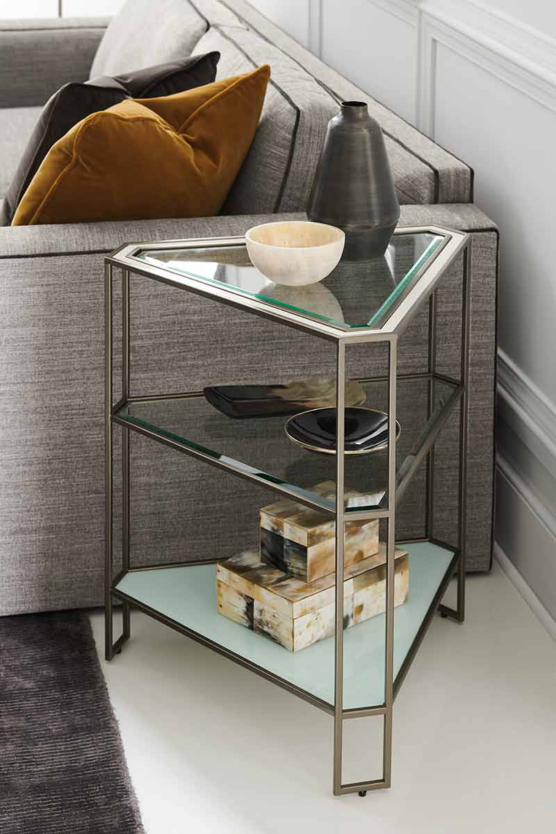Stage Left or Right Side Table | Contemporary Luxury Exclusive Designer Modern High End Furniture | Sandton Johannesburg