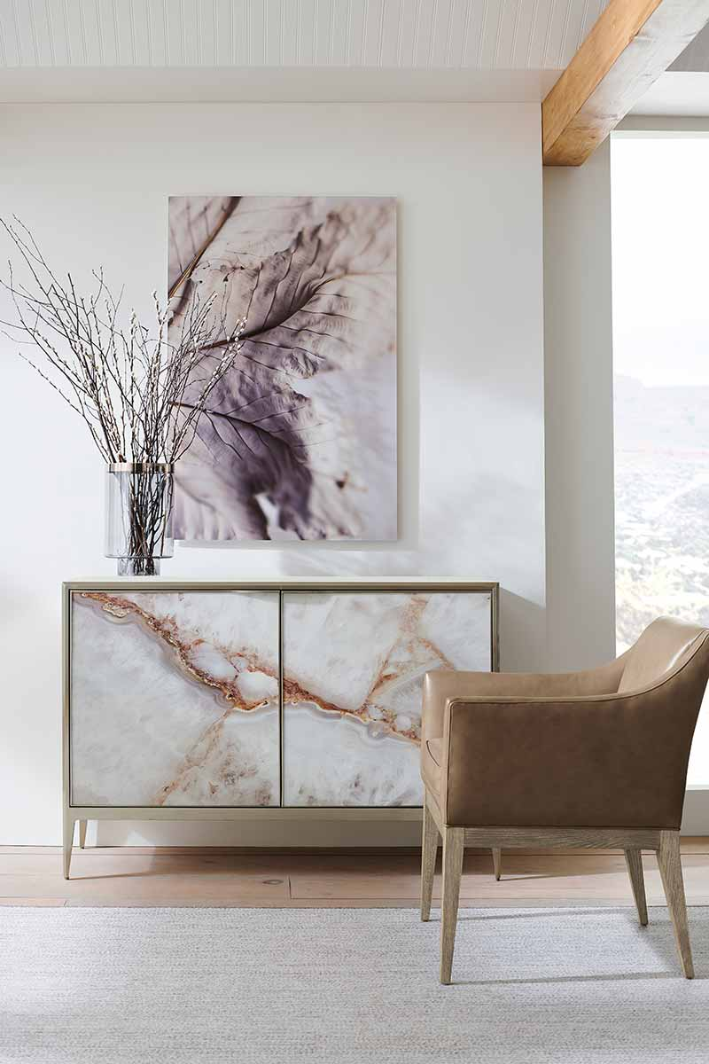 Rock Steady Sideboard Cabinet | Dining Room | Contemporary Modern Luxury Exclusive Elegant Designer Handcrafted Furniture