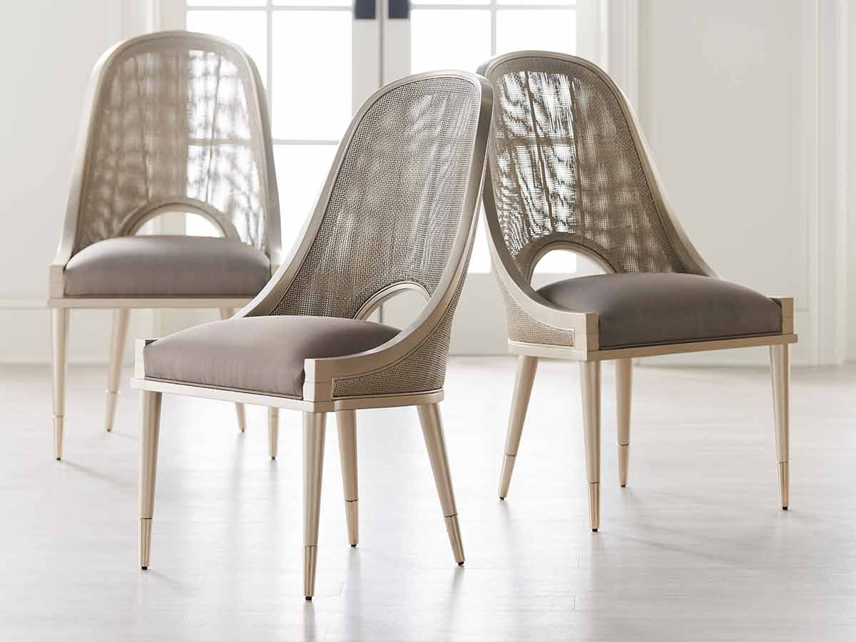 Cane I Join You Dining Chair | Contemporary Luxury Exclusive Designer Modern High End Furniture | Sandton Johannesburg
