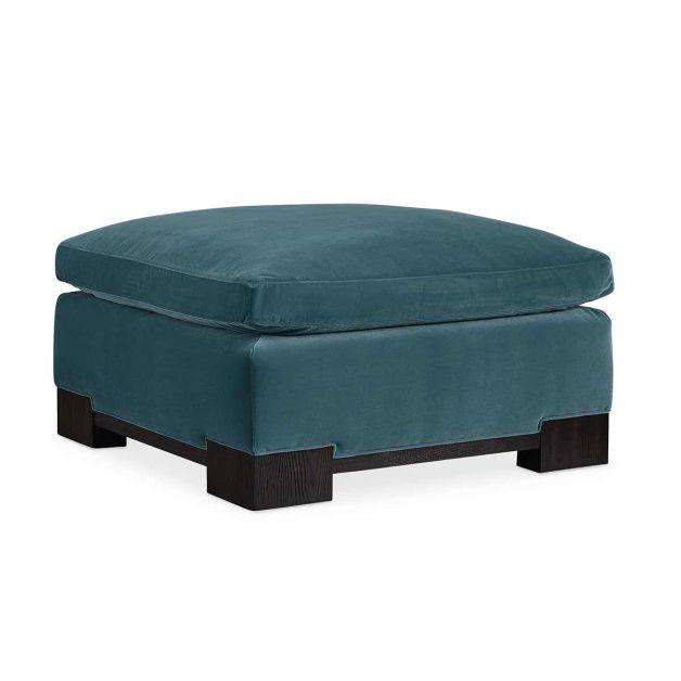 Refresh Ottoman From Modern Artisan Remix Collection | Modern Luxury Exclusive Elegant Designer Furniture