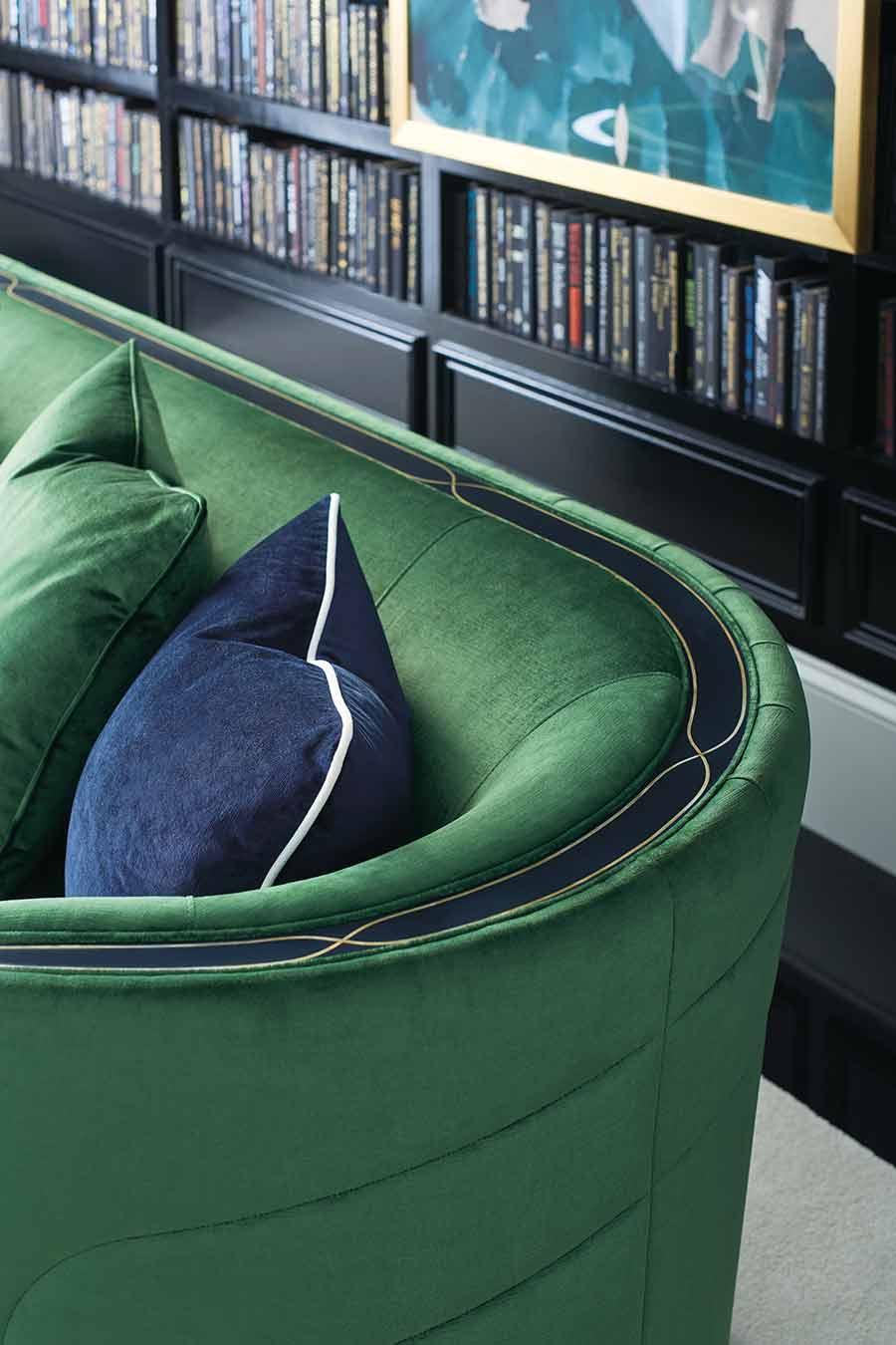 Living Room | Contemporary Modern Luxury Exclusive Elegant Designer Handcrafted Furniture