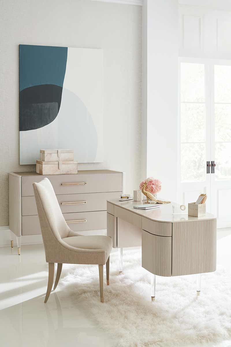 Lady Love Desk Dressing Table | Contemporary Modern Luxury Exclusive Elegant Designer Handcrafted Furniture