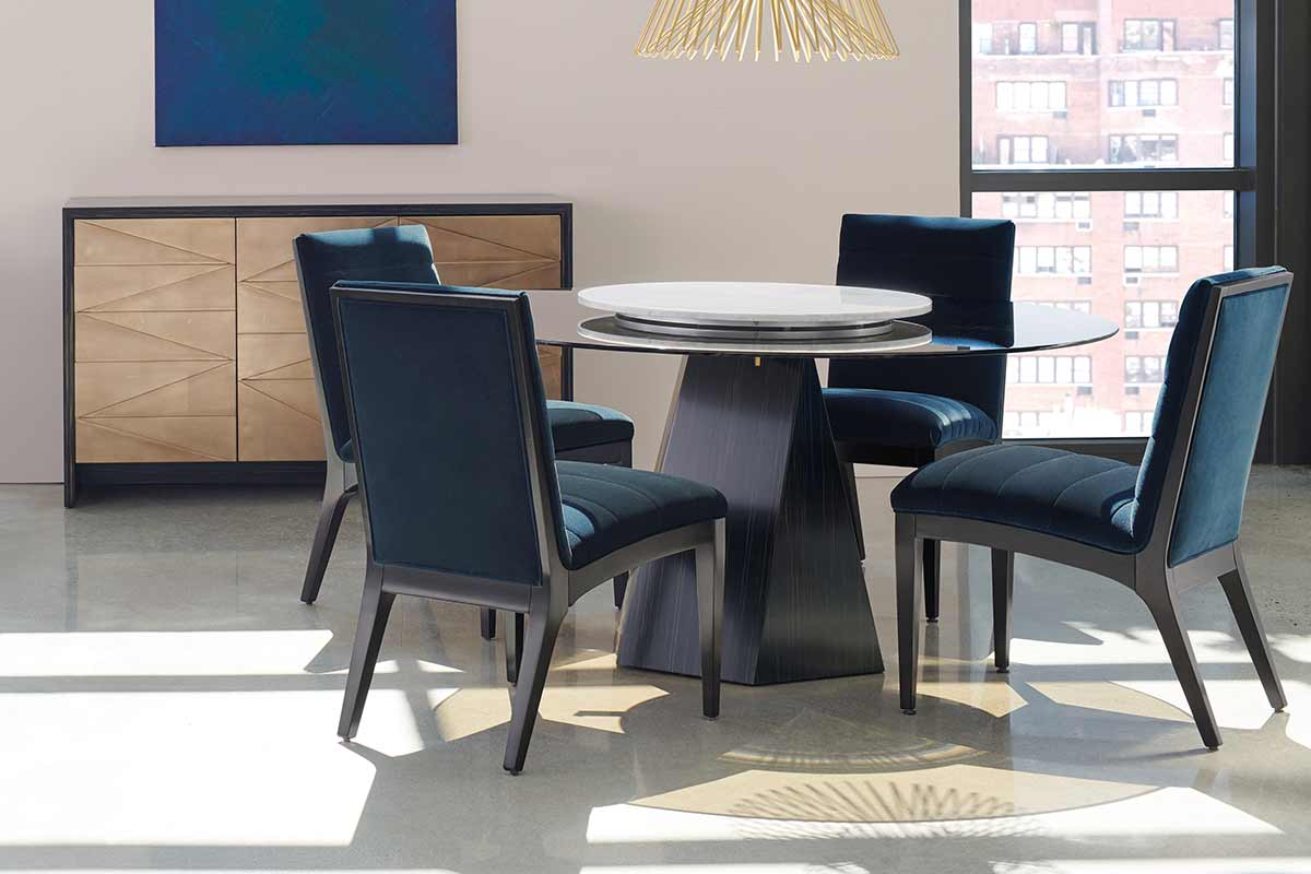 Vector Dining Table | Dining Room | Contemporary Modern Luxury Exclusive Elegant Designer Handcrafted Furniture