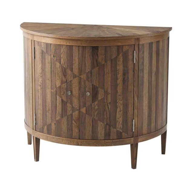 Delmer Demi-lune Cabinet | Contemporary Casual and Relaxed Modern Luxury Exclusive Designer Handcrafted Furniture | Sandton Johannesburg