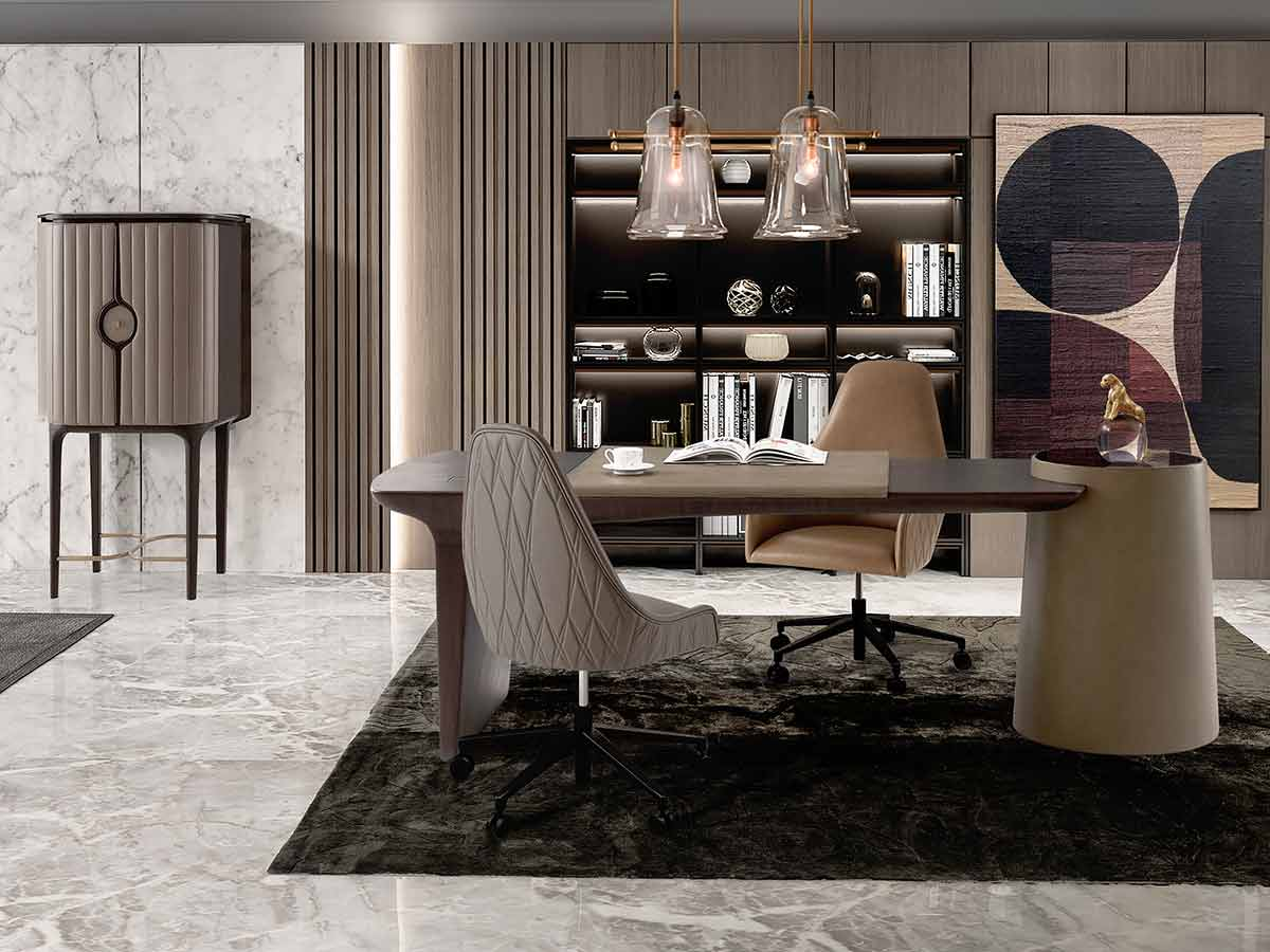 Vertex Desk - Office Study | Contemporary Luxury Exclusive Designer Modern Handcrafted Furniture | Sandton Johannesburg