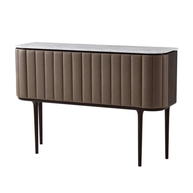 Billowy Tall Sideboard   Contemporary Luxury Exclusive Designer Modern Handcrafted Furniture   Sandton Johannesburg