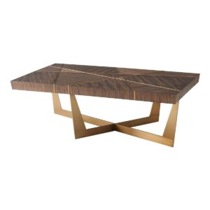 Calais Rectangular Cocktail Table