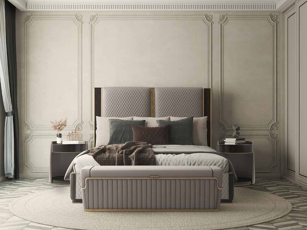 Oasis Collection Bedroom | Contemporary Luxury Exclusive Designer Modern Handcrafted Furniture | Sandton Johannesburg