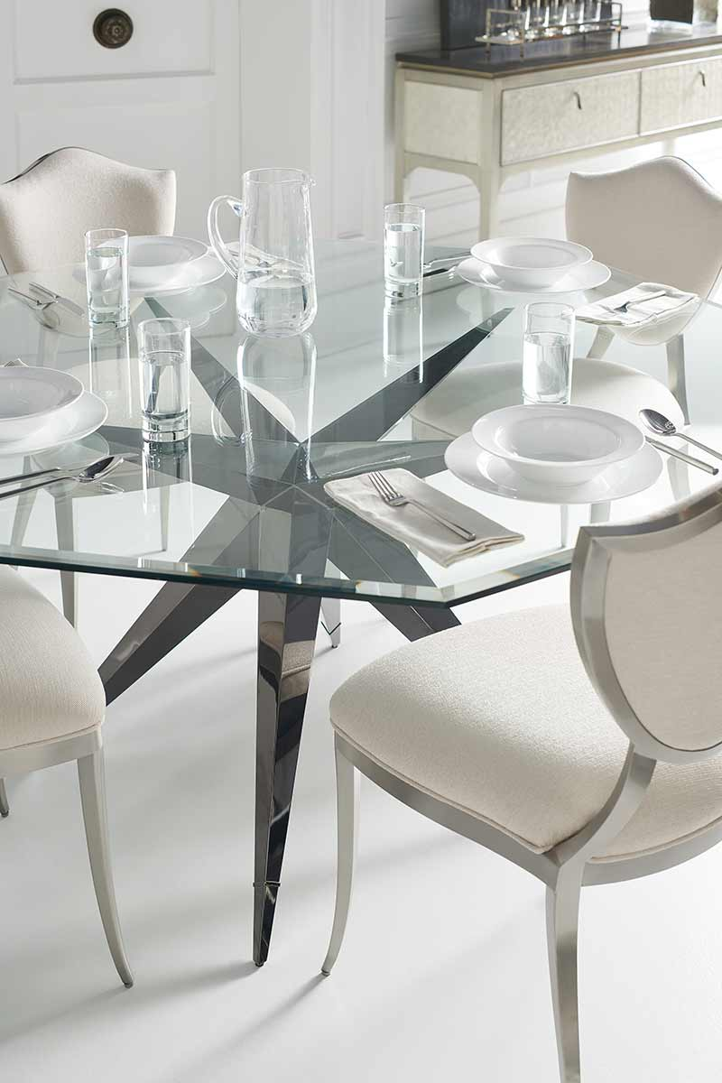 Twinkle Twinkle Dining Table | Dining Room or Entrance | Contemporary Modern Luxury Exclusive Designer Furniture | Place Direct |
