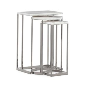 Exposition Nesting End Tables