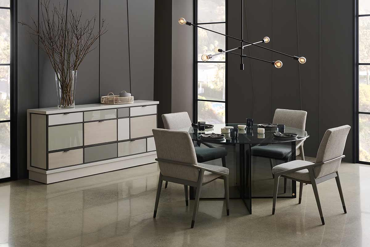 Modern Expressions Collection Expressions Dining Room | Contemporary Luxury Exclusive Designer Modern Handcrafted Furniture | Sandton Johannesburg