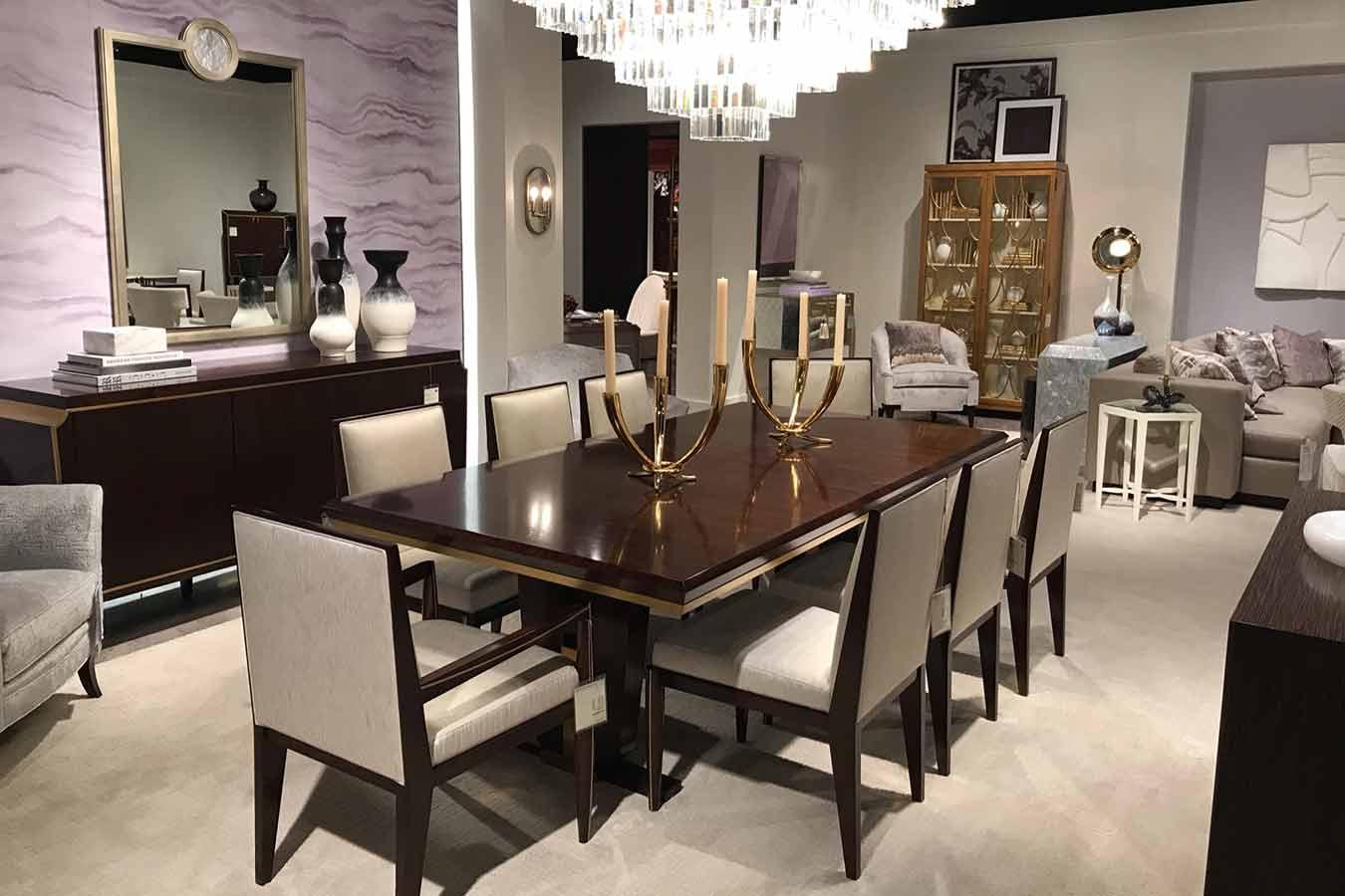 Avenue Montaigne Collection Dining | Contemporary Luxury Exclusive Designer Modern High End Furniture | Sandton Johannesburg