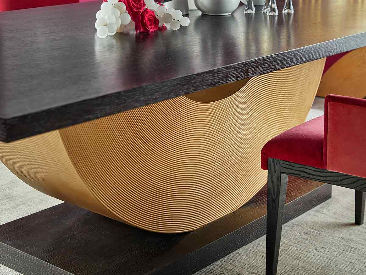 Jamie Drake Collection Dining | Contemporary Luxury Exclusive Designer Modern High End Furniture | Sandton Johannesburg