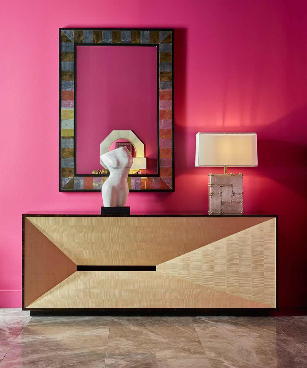 Jamie Drake Collection Living Room | Contemporary Luxury Exclusive Designer Modern High End Furniture | Sandton Johannesburg