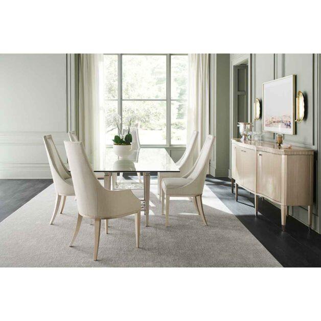 Dining Room Interior | Contemporary Luxury Exclusive Designer Modern Classic Furniture