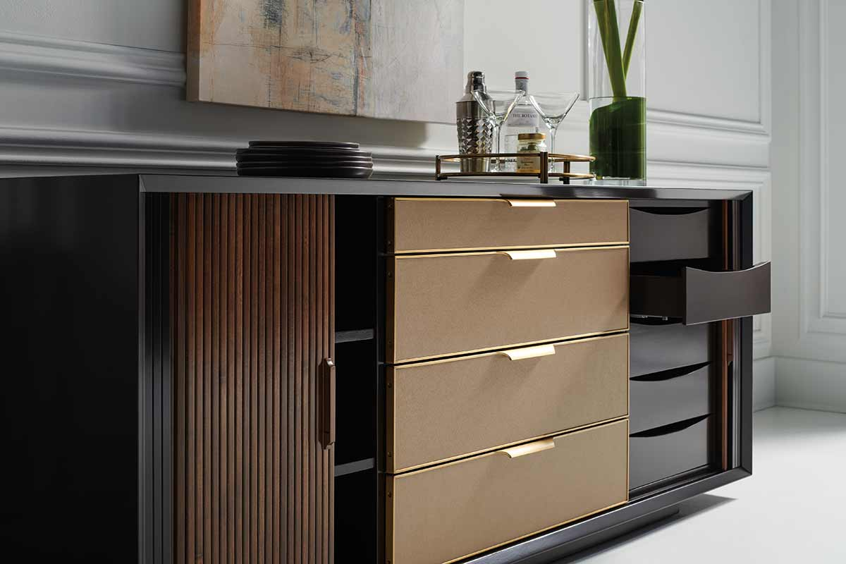Around the Corner Sideboard | Place Direct | Contemporary Luxury Exclusive Designer Modern High End Furniture | Sandton Johannesburg