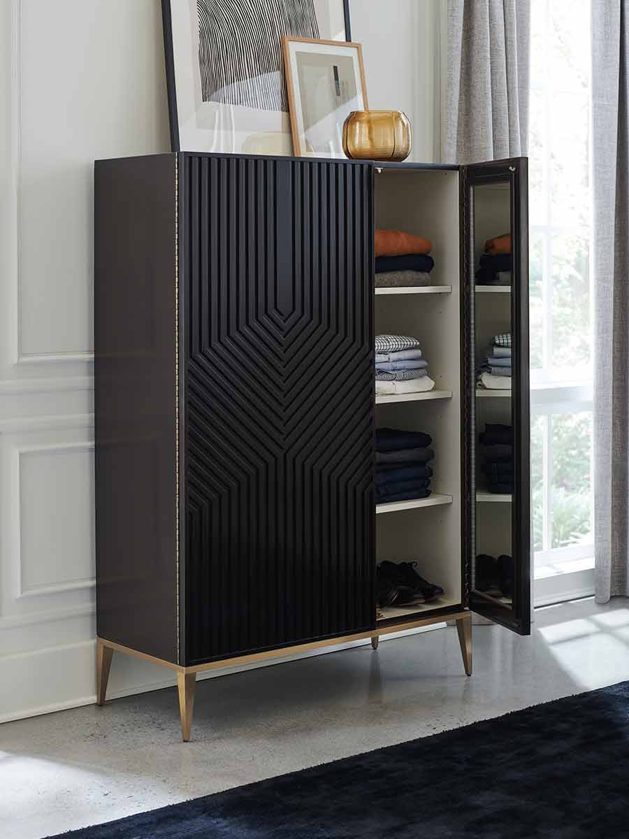 Out of Line Tall Chest | Place Direct | Contemporary Luxury Exclusive Designer Modern High End Furniture | Sandton Johannesburg