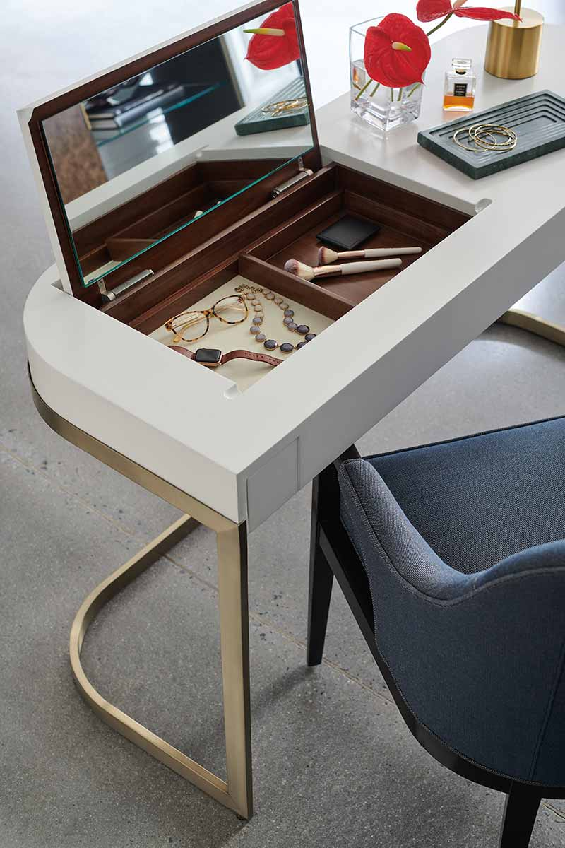 Beauty Bar Dressing Table | Place Direct | Contemporary Luxury Exclusive Designer Modern High End Furniture | Sandton Johannesburg