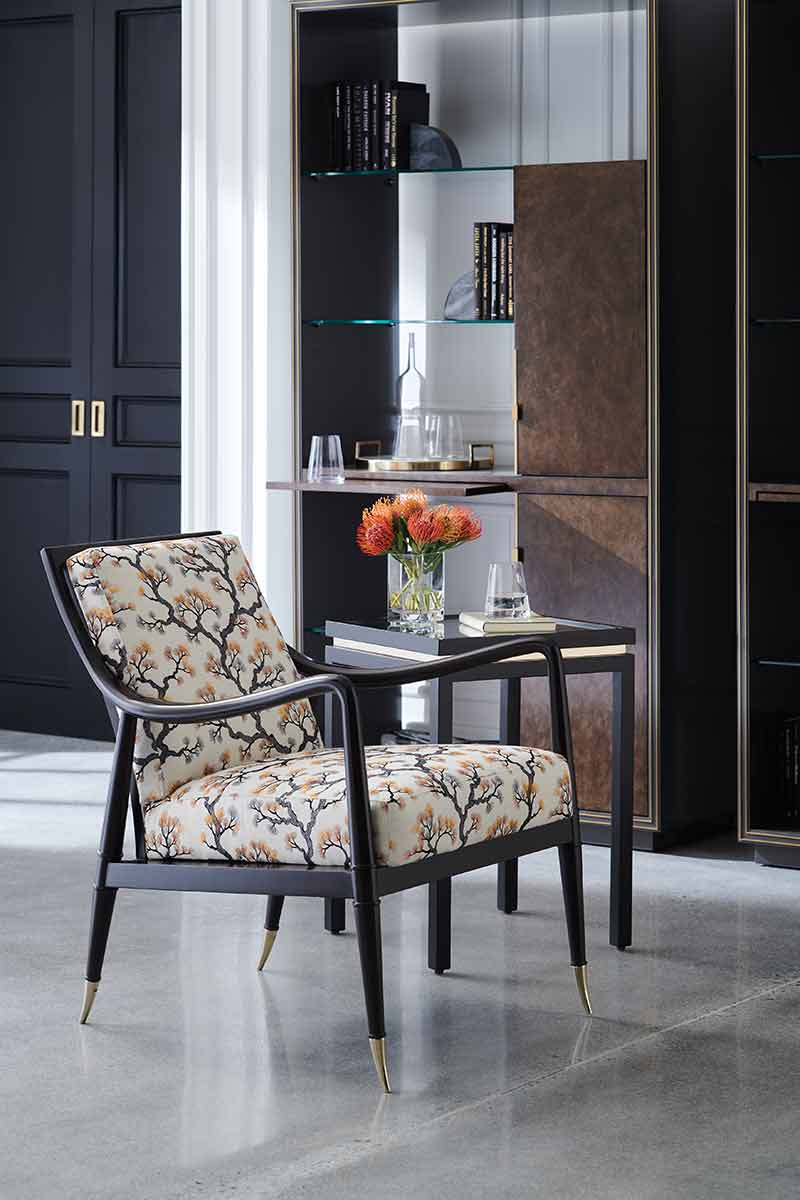 Well Appointed Accent Chair | Place Direct | Contemporary Luxury Exclusive Designer Modern Furniture | Sandton Johannesburg