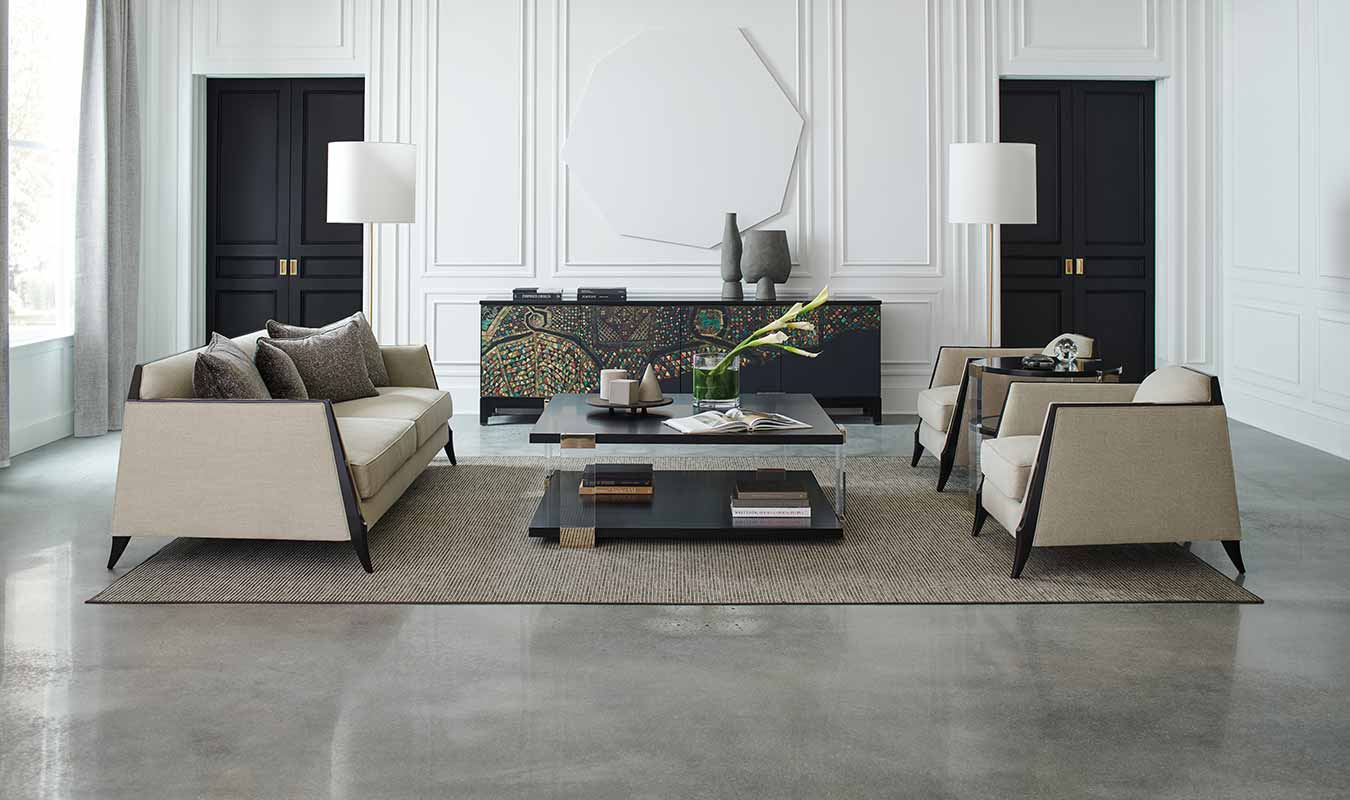 Outline Living Room | Place Direct | Contemporary Luxury Exclusive Designer Modern High End Furniture | Sandton Johannesburg