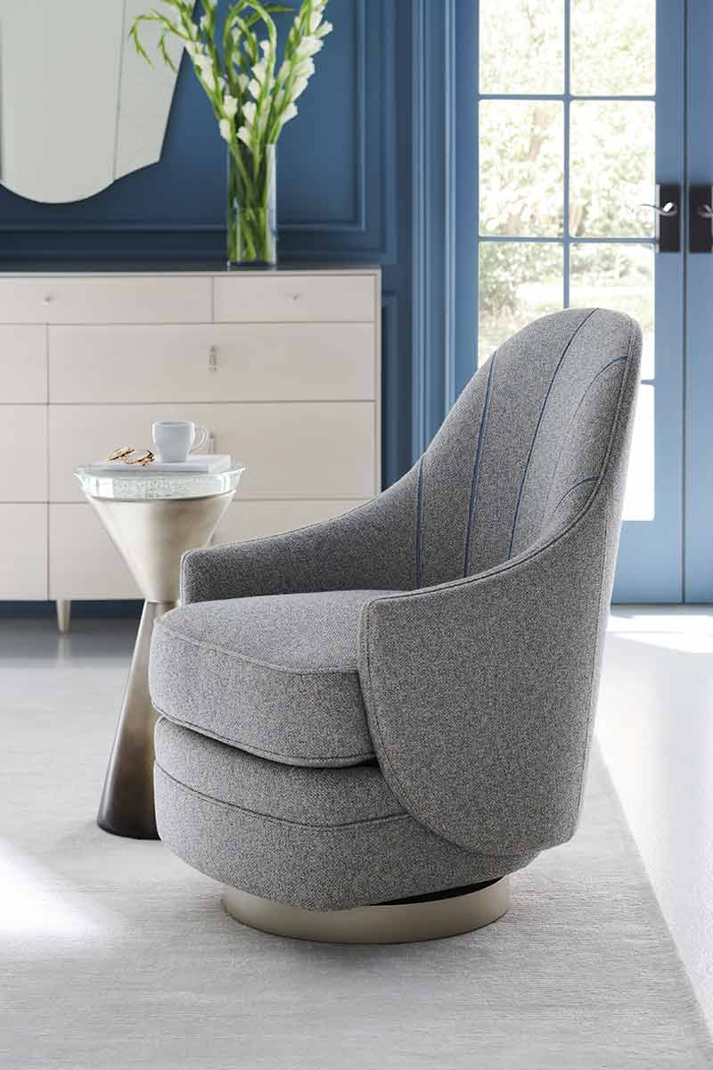 Personal Invitation Swivel Chair | Place Direct | Contemporary Luxury Exclusive Designer Modern Furniture | Johannesburg