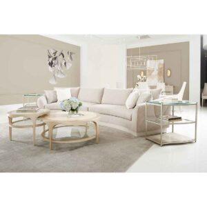 Fanciful Sectional Sofa