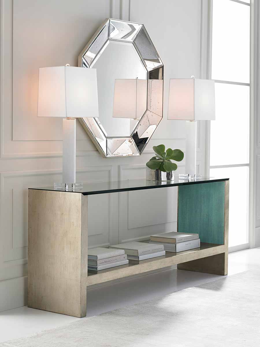 At Waters Edge Entrance Interior | Contemporary Luxury Exclusive Designer Modern Classic Furniture
