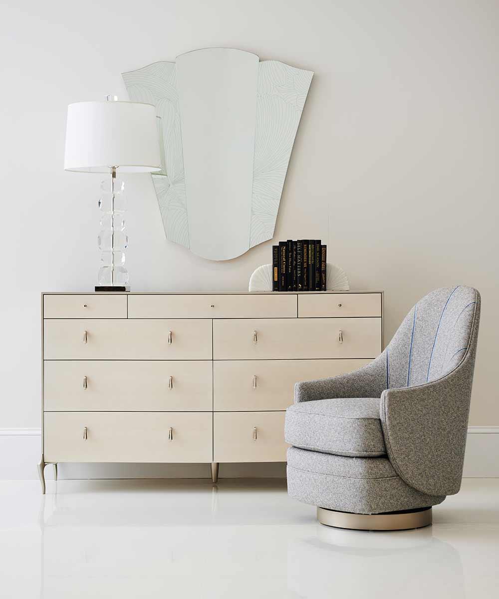 Dress to Impress Dresser   Contemporary Luxury Exclusive Designer Modern Furniture