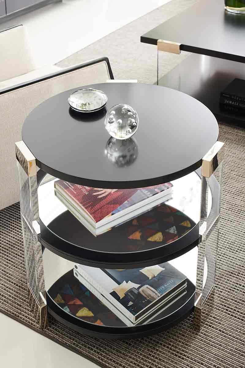 Go Around It Side Table   Contemporary Luxury Exclusive Designer Modern Furniture