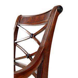 Regency Visitor's Armchair