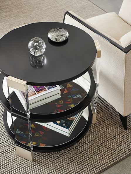 Go Around It Side Table   Place Direct   Contemporary Luxury Exclusive Designer Modern High End Furniture   Sandton Johannesburg