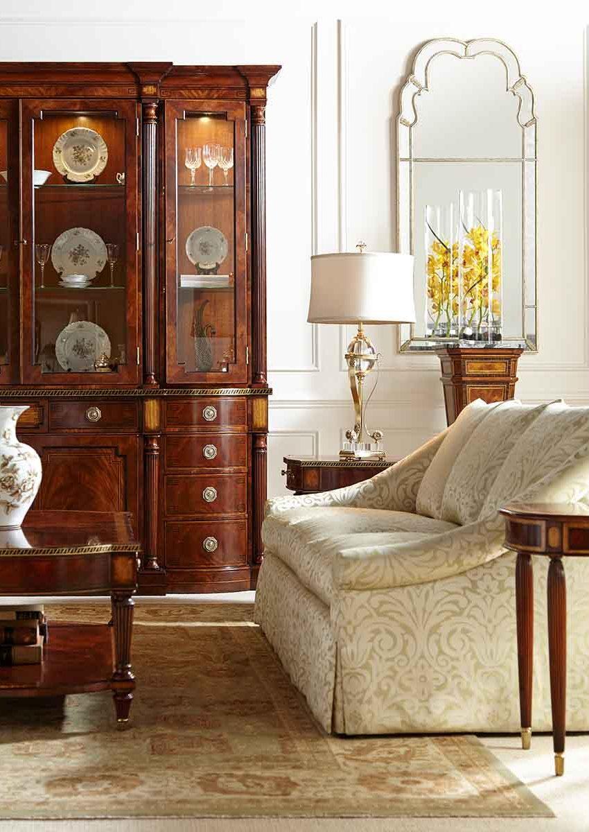 Traditional Classical Fine Luxury Handmade Georgian Regency Furniture Sandton Johannesburg